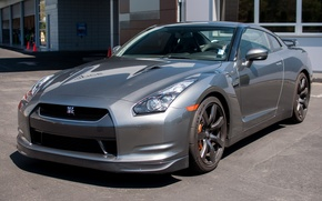 Picture nissan, GT-R, 2010, street