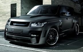 Picture Range Rover, Hamann, Rover, 2013, Mystere, range, L405, Haman