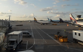 Picture Aviation, Don, Airport, Aeroflot, The plane