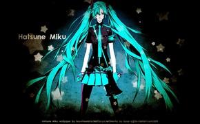 Picture Hatsune Miku, Anime, Vokaloid