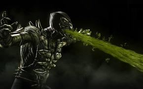 Picture Mortal Kombat, Reptile, Warner Bros. Interactive Entertainment, NetherRealm Studios, Mortal Kombat X
