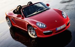 Wallpaper Porsche, Boxster S, Porsche, 2012, 987