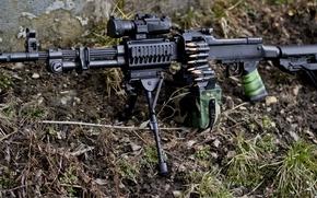 Picture tuning, 62 mm, customization, RPD, guide rails, Light machine gun Degtyarev