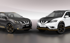 Picture Nissan, X-Trail, Geneva, Qashqai, Premium Concepts
