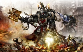 Picture Chaos, Warhammer 40000, Chaos