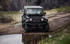 Picture car, auto, jeep, SUV, jeep wrangler, auto wallpaper