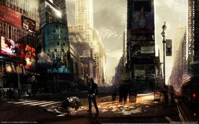 Picture the city, Prototype, New York