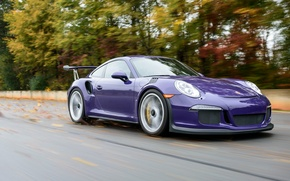 Picture coupe, 911, Porsche, Porsche, GT3