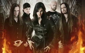 Picture Xandria, Power metal, Symphonic metal