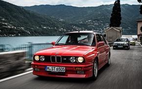 Wallpaper Coupe, E30, 1986, BMW, BMW, coupe