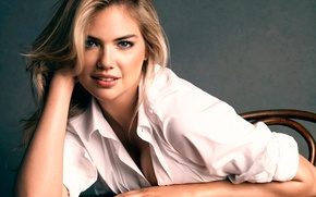 Picture photoshoot, Kate Upton, 2015, The Edit, Net-A-Porter
