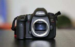 Picture background, camera, CANON