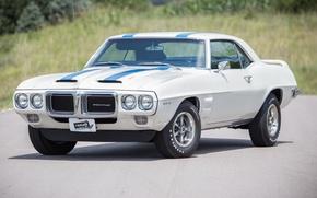 Picture 1969, Pontiac, Firebird, Hard, Top, Trans