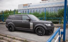 Wallpaper LWB, CLR R, Lumma Design, range Rover, 2014, Range Rover, L405