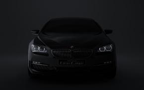 Picture bmw, concept, dark, logo