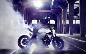 Picture track, racer, Sport Bike, the passage