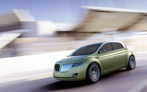 Picture Lincoln, Concept, speed