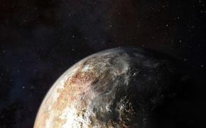 Picture NASA, planet, Pluto