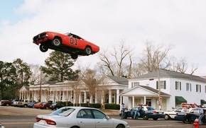 Picture Home, Jump, Machine, Police, Dukes of Hazzard