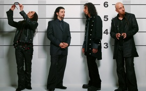 Picture group, rock, system of a down, musicians, soad