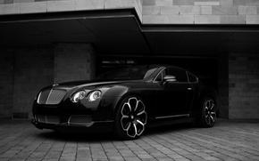 Picture Bentley, Black, GTS