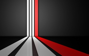 Picture white, line, red, strip, background, black, texture