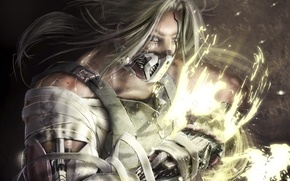 Picture Girl, Light, Armor, Tears