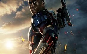 Picture wallpaper, gun, fantasy, iron man, hd wallpaper, tony stark, 1080p, iron man 3, 720p, Don …