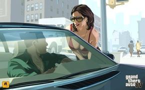 Picture GTA, Rockstar, Game, Grand Theft Auto IV