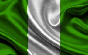 Picture White, Flag, Texture, Green, Flag, Nigeria, Nigeria, The Federal Republic Of Nigeria, Federal Republic of …