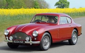 Picture auto, retro, Aston Martin, Aston Martin, 1957, 1959, DB2