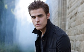 Picture actor, the vampire diaries, Paul Wesley
