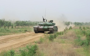 Picture tank, China, armor, military equipment, Type 99