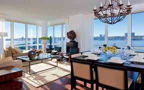 Picture room, style, interior, megapolis, design