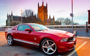Picture Mustang, Ford, 2011, Roush, Stage