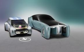 Picture car, concept, future, wallpaper, metal, Rolls Royce, prototype, beautiful, speed, beauty, luxury, automobiles, sugoi, subarashii, …