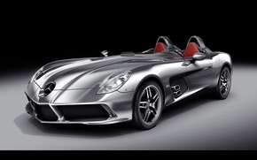 Picture McLaren, Mercedes-Benz, SLR, Mercedes, 2009, Stirling Moss, Z199