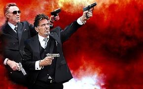 Picture Al Pacino, Al Pacino, Christopher Walken, Real men, Christopher Walken, Stand Up Guys
