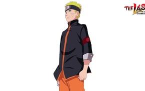 Picture game, Naruto Shippuden, anime, Hero of Konoha, The Last Movie, logo Konohagakure no Sato, Naruto, ...