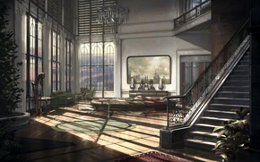 Picture Bethesda, Arkane Studios, Dishonored 2