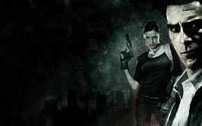 Picture gun, the game, New York, game, weapon, New York, Desert Eagle, Mona Sax, Max Payne, …