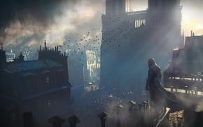 Picture the city, France, assassin, Assassin's Creed: Unity