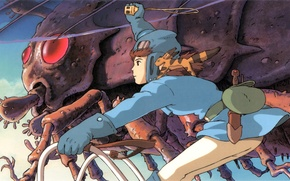 Picture Nausicca, Nausicaa of the Valley of the Wind, Nausicaa of the valley of the wind, …
