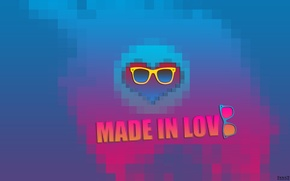 Picture love, made