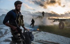 Picture cinema, fire, battlefield, sake, flame, gun, blood, pistol, soldier, weapon, war, man, movie, black ops, ...