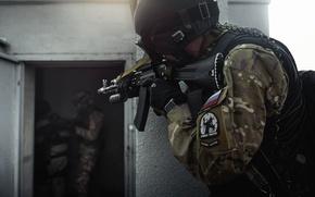 Picture machine, shooter, Lynx, SBM, Chevron