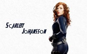 Picture Scarlett Johansson, Scarlett Johansson, the Avengers, black widow