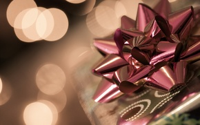 Picture macro, background, gift