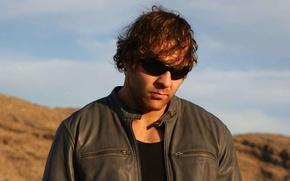 Picture glasses, actor, wrestler, WWE, Dean Ambrose, Dean Ambrose