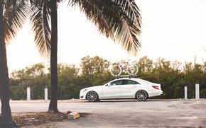 Picture tuning, Mercedes-Benz, Mercedes, Bike, AMG, CLS 63, Vossen, x State